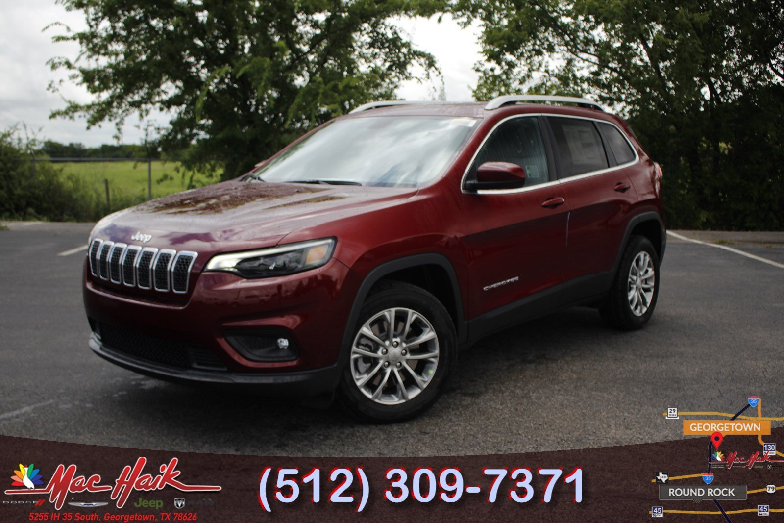 2019 Jeep Cherokee Latitude Plus Sport Utility For Sale In