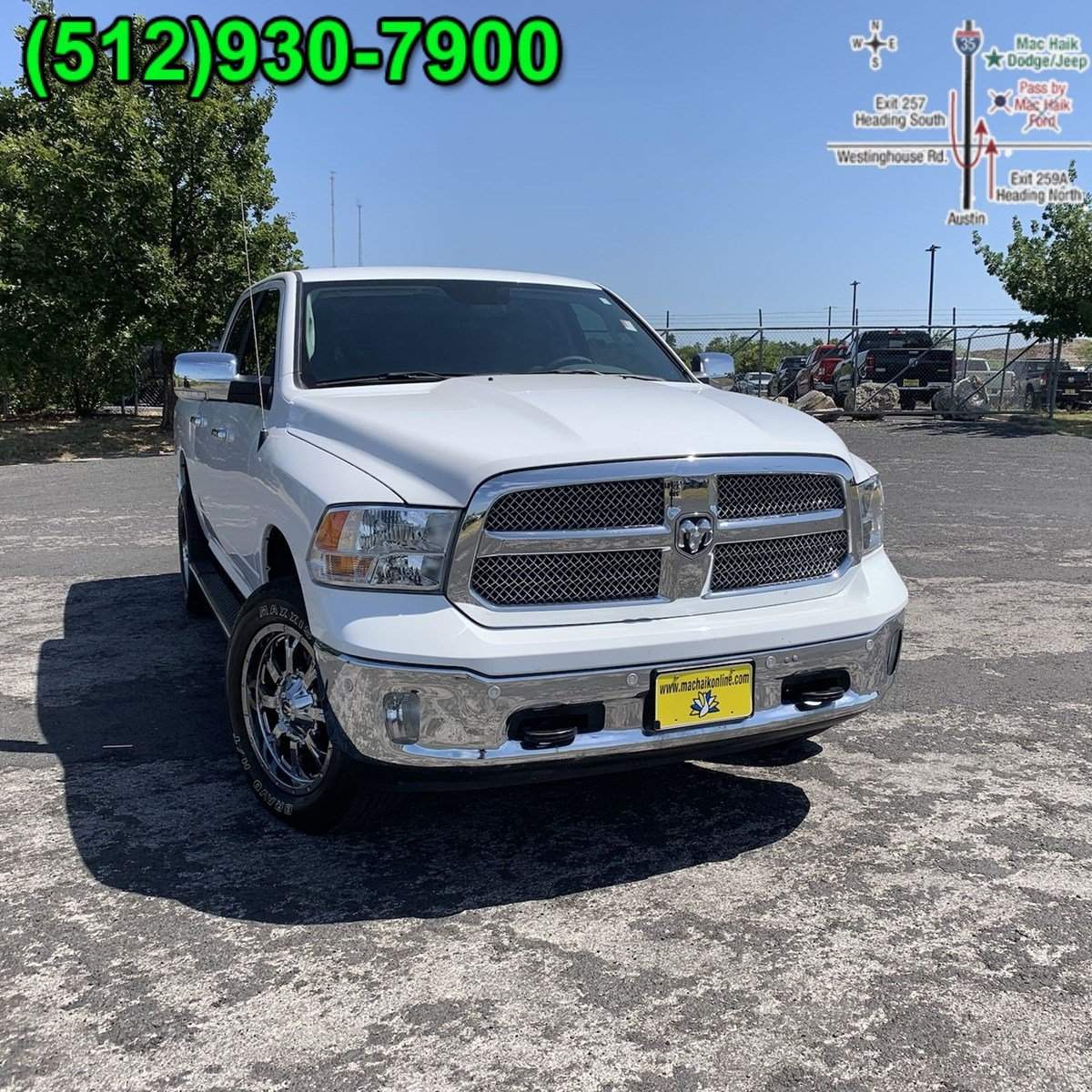 Certified Pre-Owned 2017 Ram 1500 Lone Star Silver