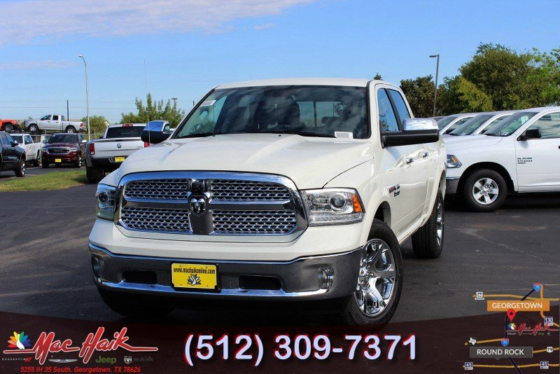2018 Ram 1500 Laramie Crew Cab For Sale In Austin Tx Js353634