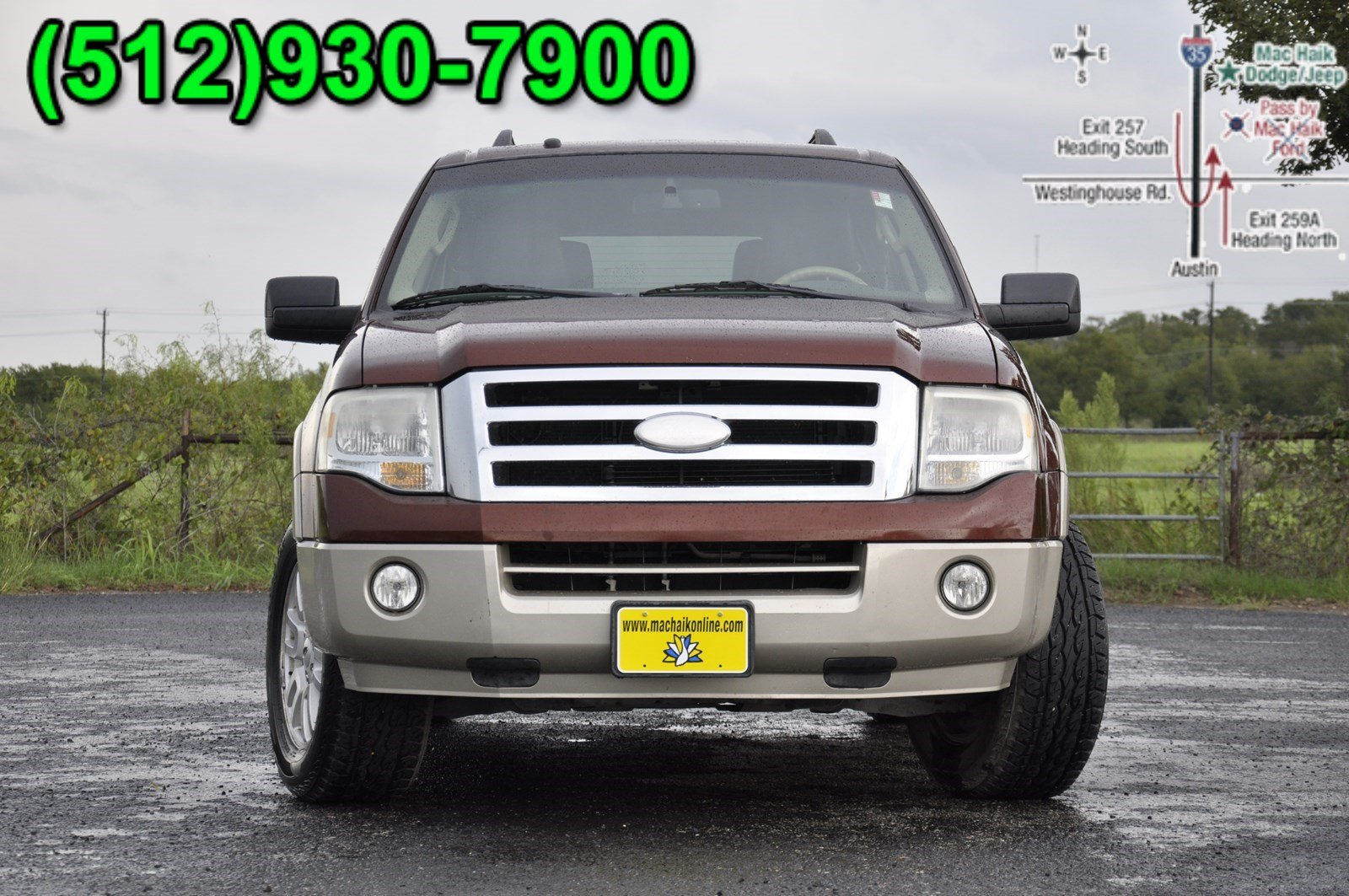 2007 Ford Expedition El Eddie Bauer Sport Utility For Sale In Austin 97 Wiperscolum Switch Thy Still Run Pre Owned