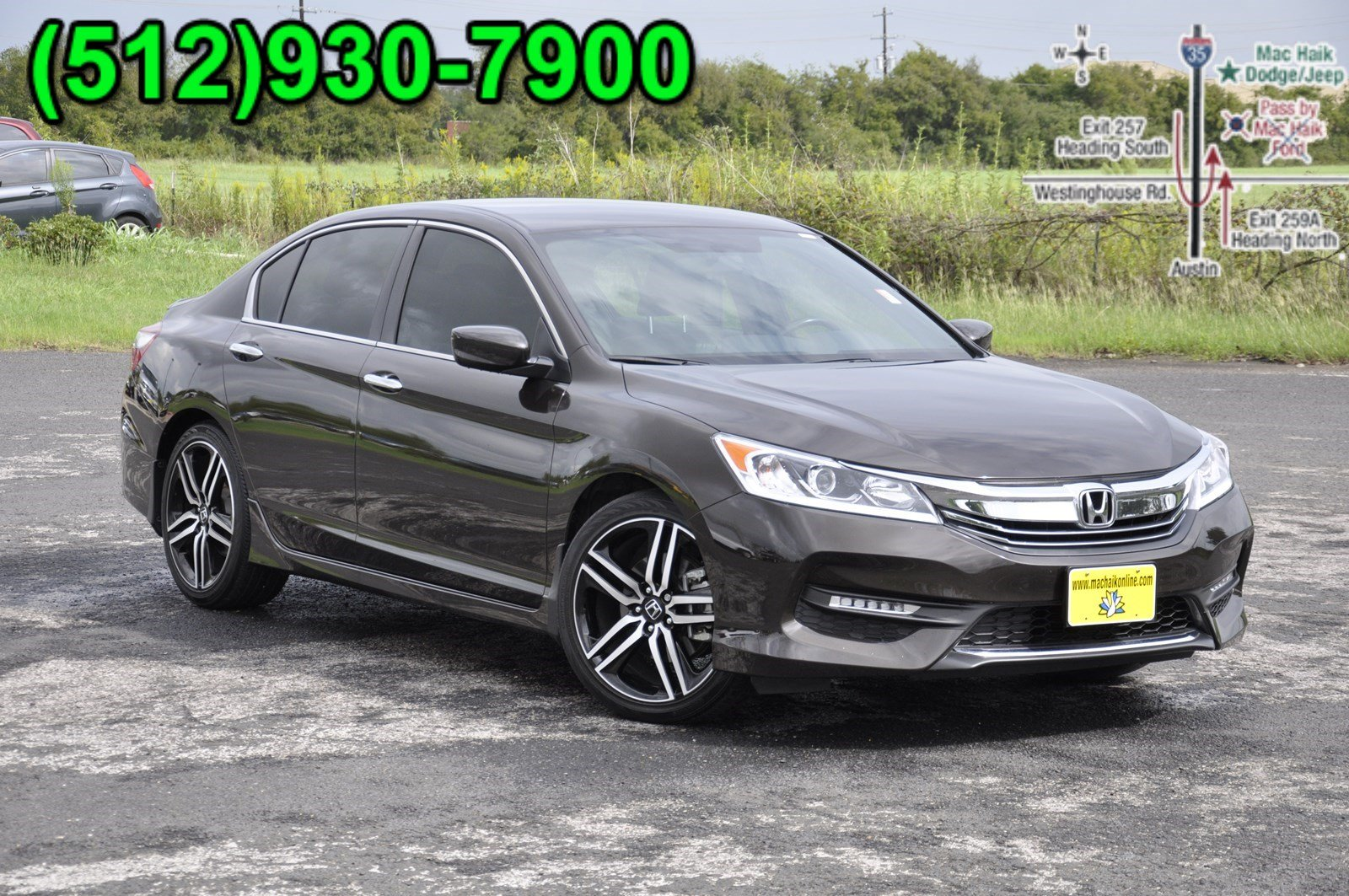 2017 Honda Accord Sedan Sport Se 4dr Car For Sale In Austin Tx Online Store 2009 Crv Tailgate Parts Pre Owned