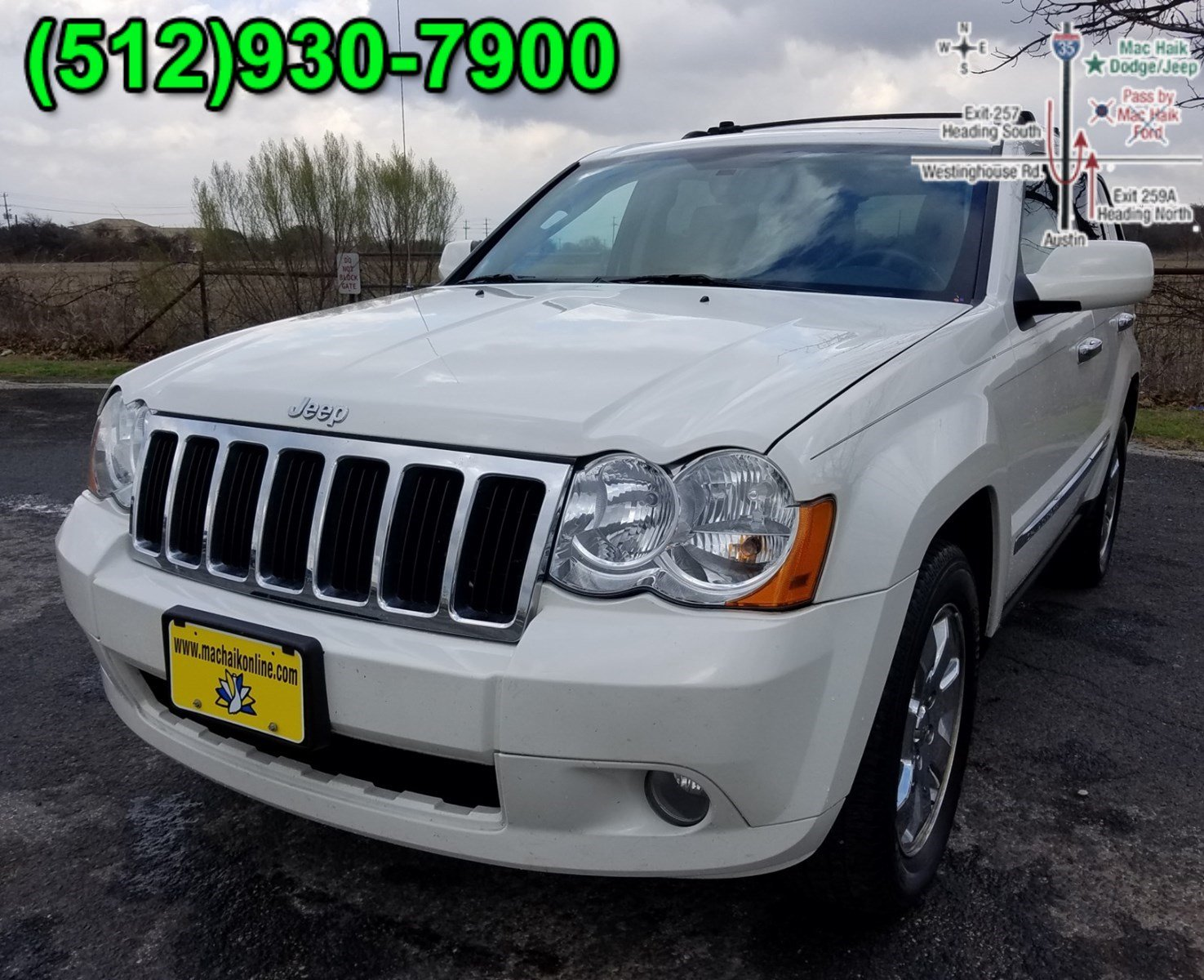 Pre-Owned 2010 Jeep Grand Cherokee Limited