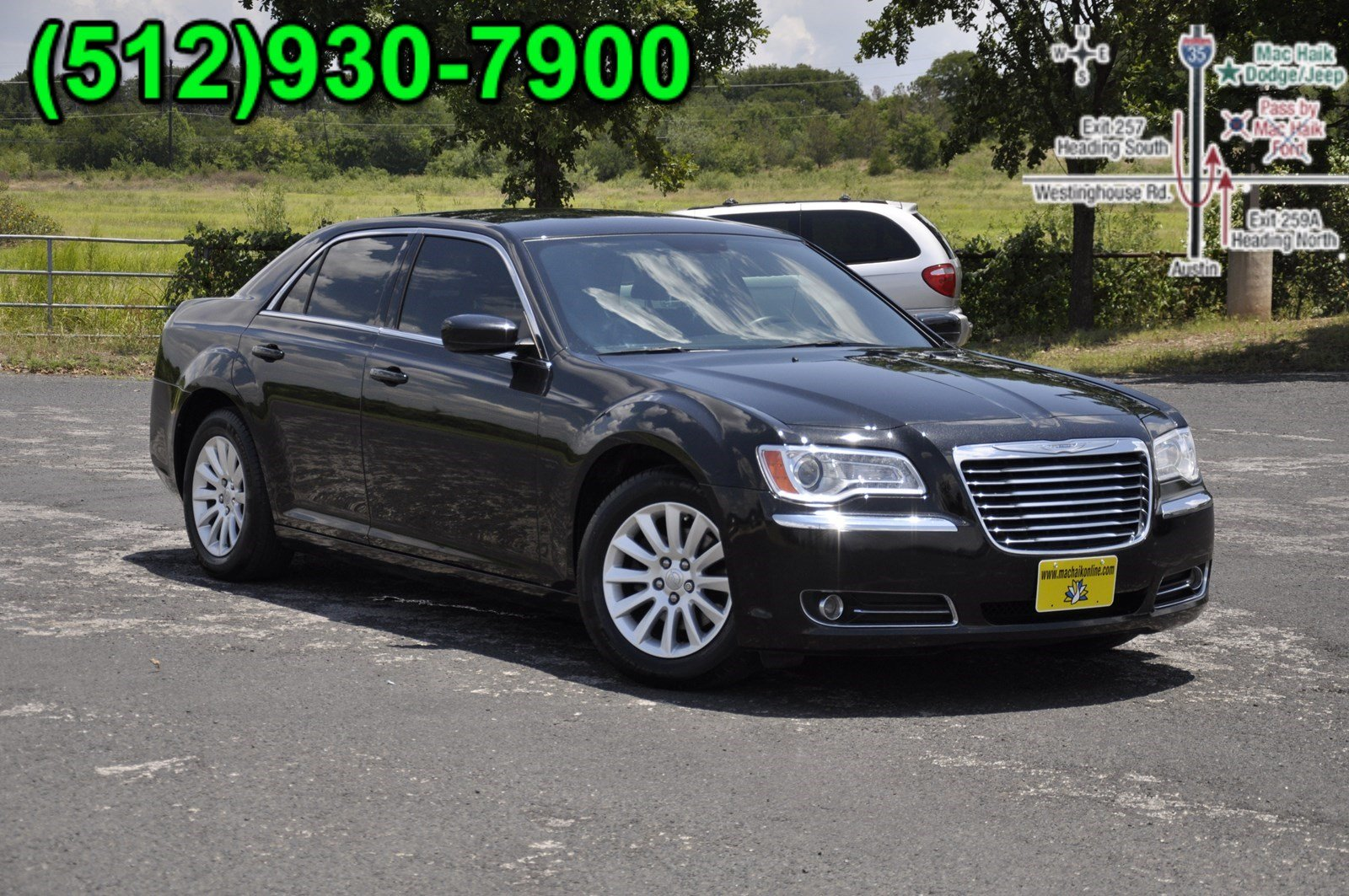 2014 Chrysler 300 Base 4dr Car For Sale In Austin Tx
