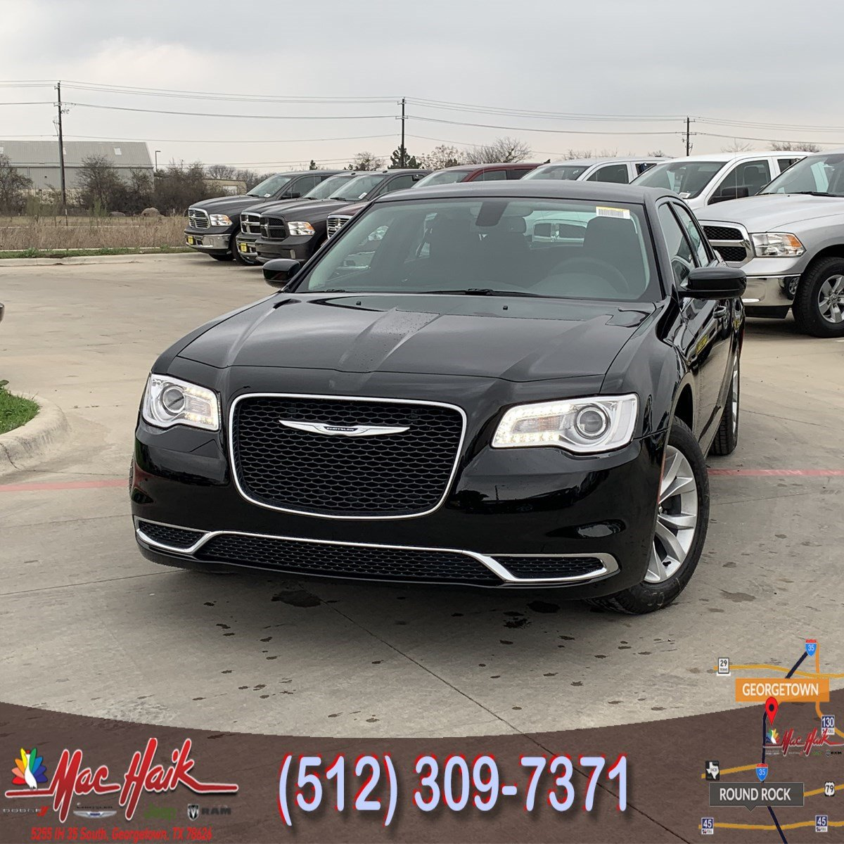 2019 CHRYSLER 300 Touring Sedan For Sale In Austin, TX