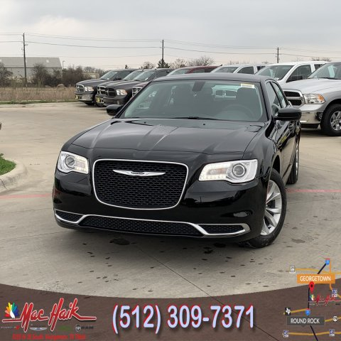 Chrysler For Sale >> 2019 Chrysler 300 Touring Sedan For Sale In Austin Tx Kh590688