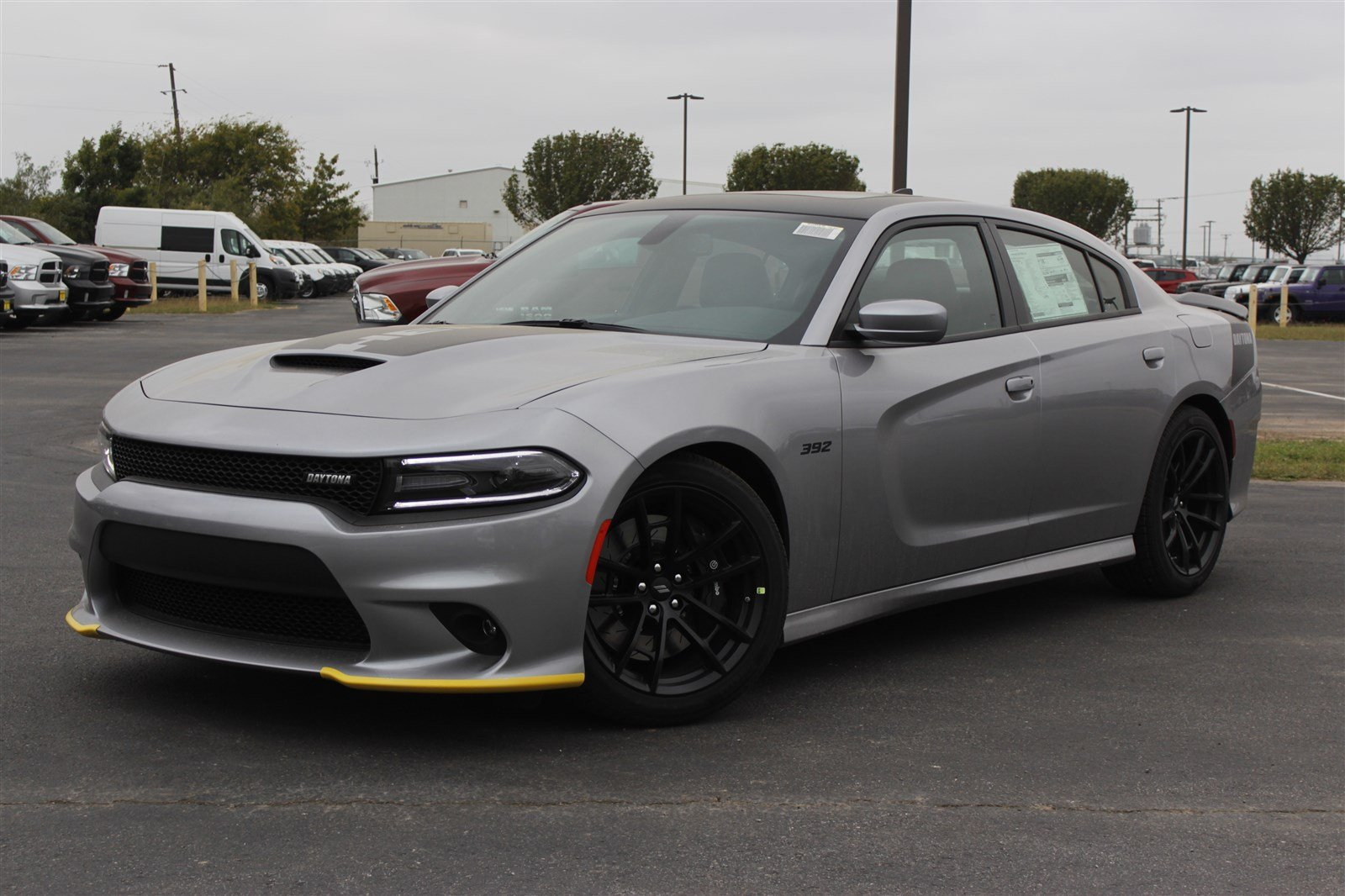New 2018 Dodge Charger Daytona 392