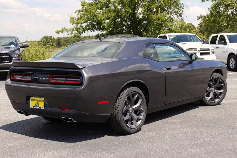 2018 Dodge Challenger Sxt Plus Coupe In Austin Tx Jh131998