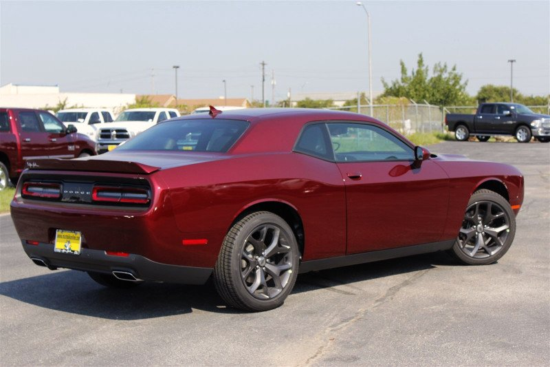 2018 Dodge Challenger Sxt Plus Coupe In Austin Tx Jh132000