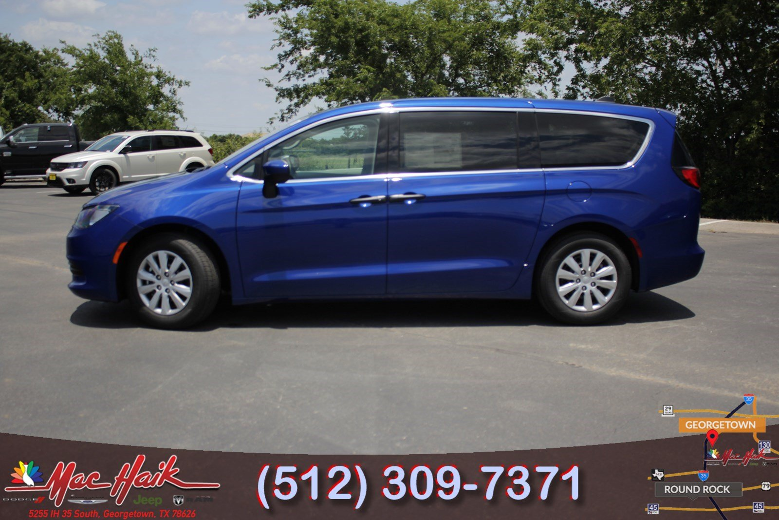 CHRYSLER Pacifica L Passenger Van For Sale In Austin TX - Chrysler pacifica invoice price