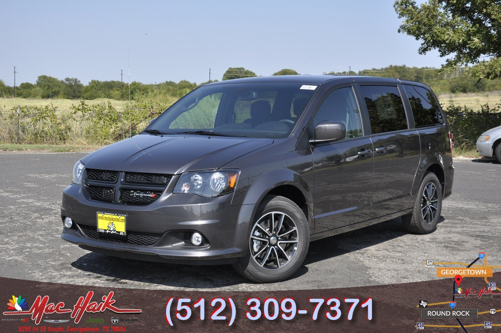 2019 Dodge Grand Caravan Se Plus Passenger Van For Sale In Austin