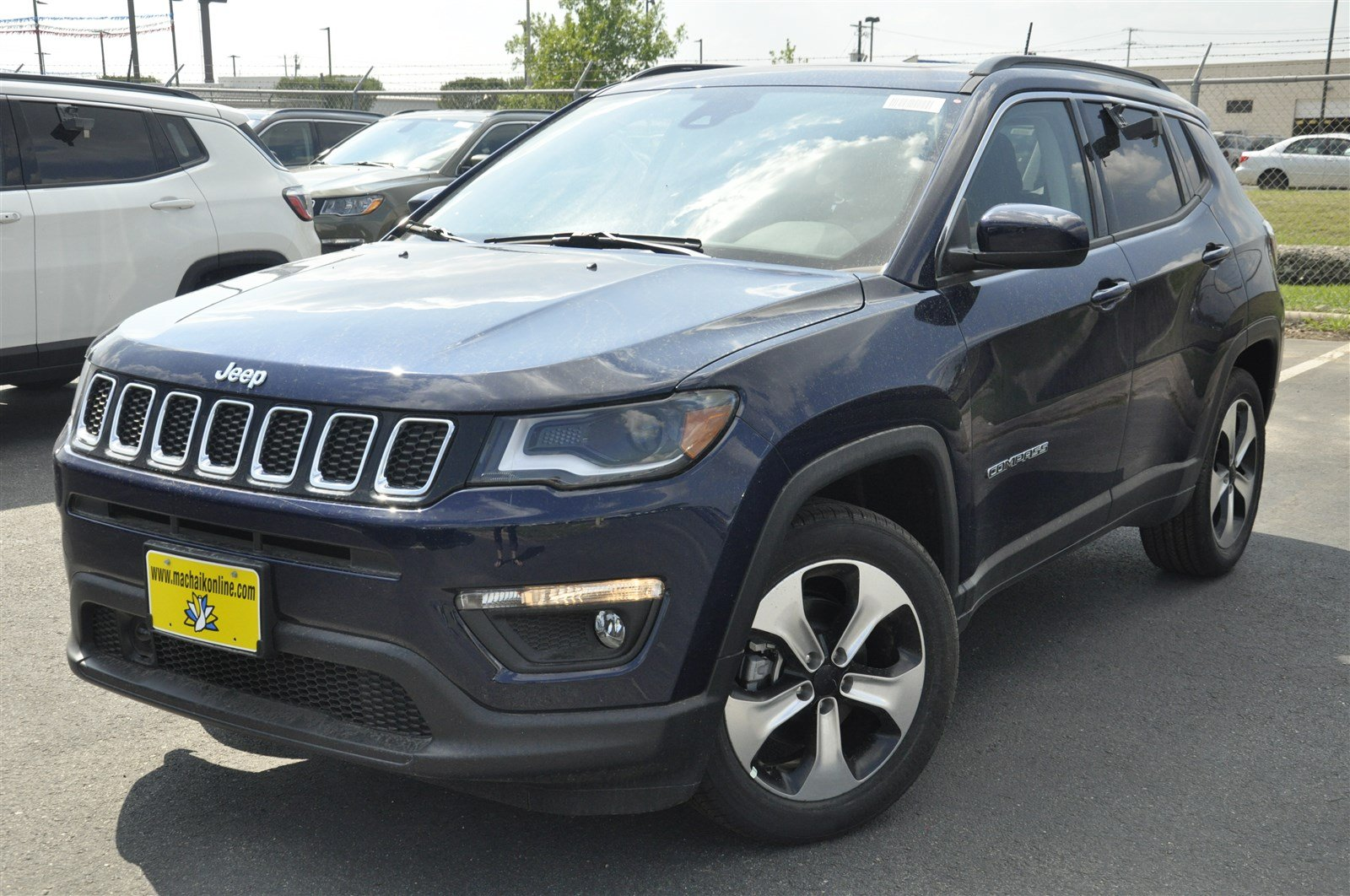 2017 jeep compass latitude sport utility in austin tx ht652646. Black Bedroom Furniture Sets. Home Design Ideas