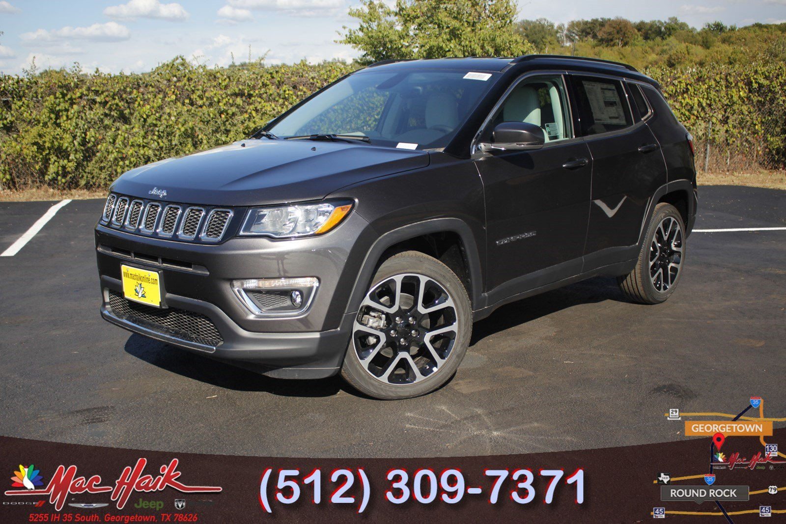 mac haik dodge jeep georgetown