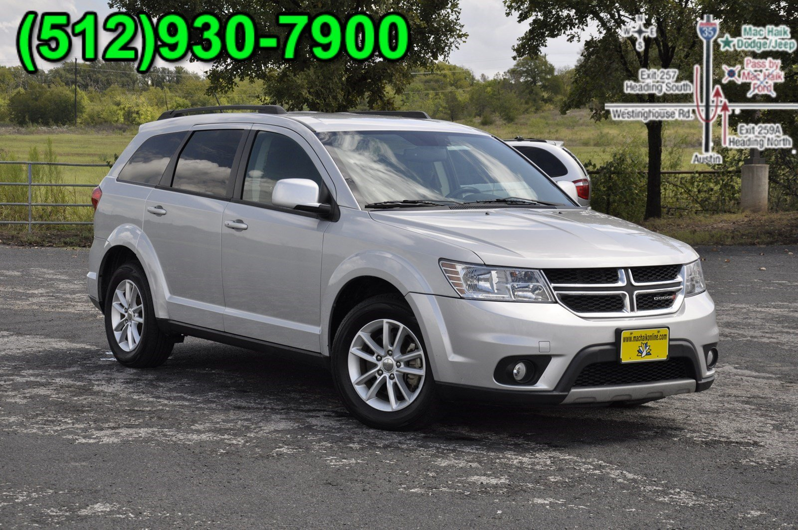 2013 Dodge Journey Sxt Station Wagon For Sale In Austin Tx 201437a