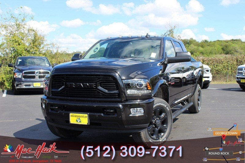 2018 Ram 2500 Laramie Mega Cab For Sale In Austin Tx Jg367301