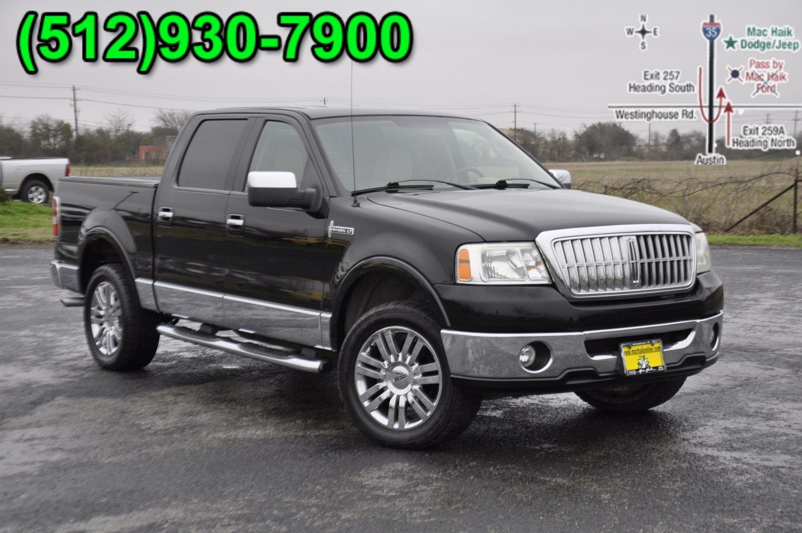 2007 Lincoln Mark Lt Crew Cab Pickup For Sale In Austin Tx 708847a