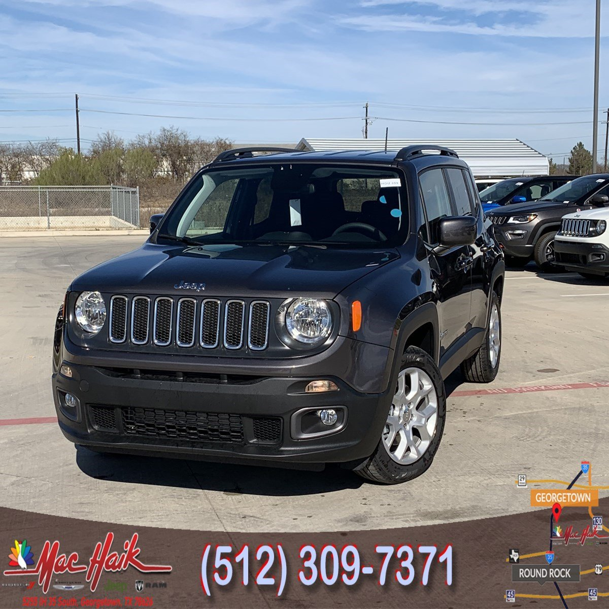 2018 jeep renegade latitude sport utility for sale in. Black Bedroom Furniture Sets. Home Design Ideas