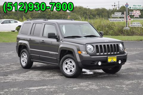 Certified Pre Owned 2014 Jeep Patriot Sport