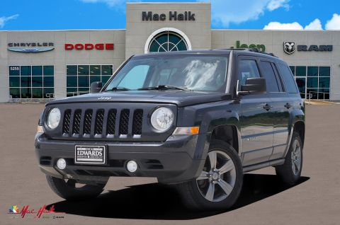 Pre-Owned 2015 Jeep Patriot High Altitude Edition
