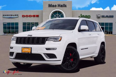 Pre-Owned 2019 Jeep Grand Cherokee High Altitude With Navigation