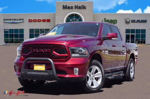 Pre-Owned 2018 Ram 1500 Sport 4WD