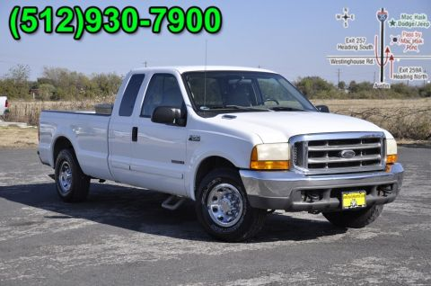 Pre-Owned 2001 Ford Super Duty F-250 XL