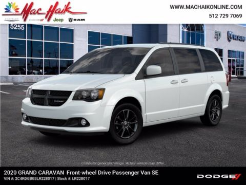 New 2020 DODGE Grand Caravan SE Plus FWD Passenger Van
