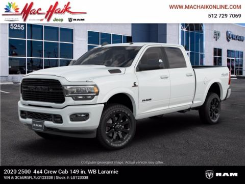 New 2020 RAM 2500 Laramie With Navigation