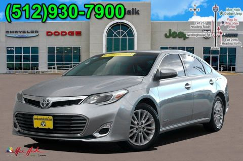 Pre-Owned 2015 Toyota Avalon Hybrid XLE Touring