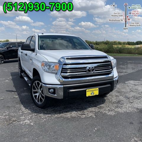 Pre-Owned 2017 Toyota Tundra SR5 4WD