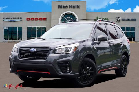 Pre-Owned 2020 Subaru Forester Sport