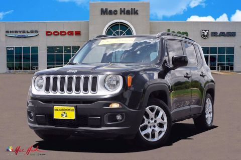 Pre-Owned 2015 Jeep Renegade Latitude With Navigation